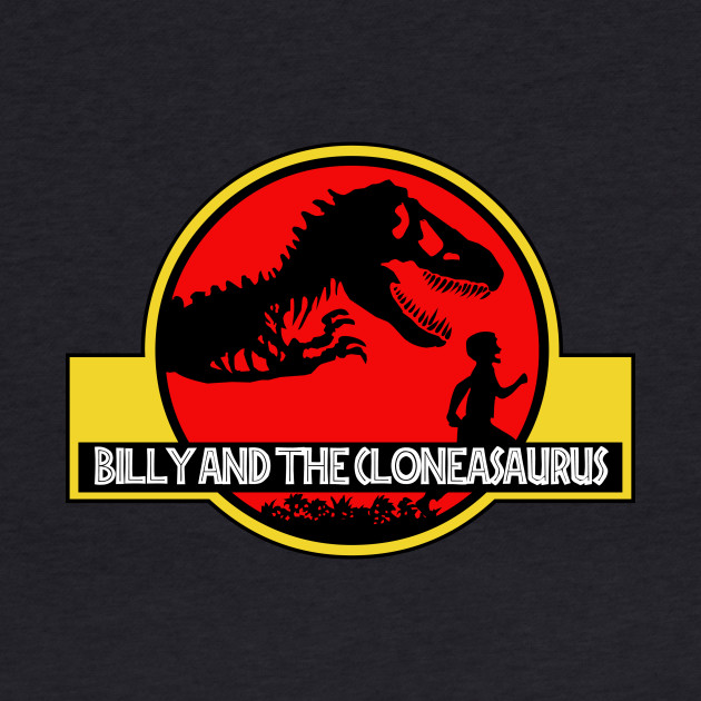 Billy and the Cloneasaurus