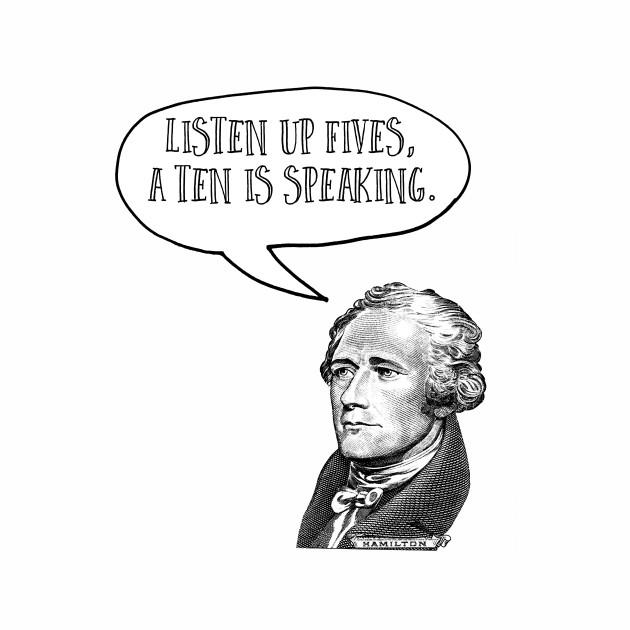 Listen Up Fives