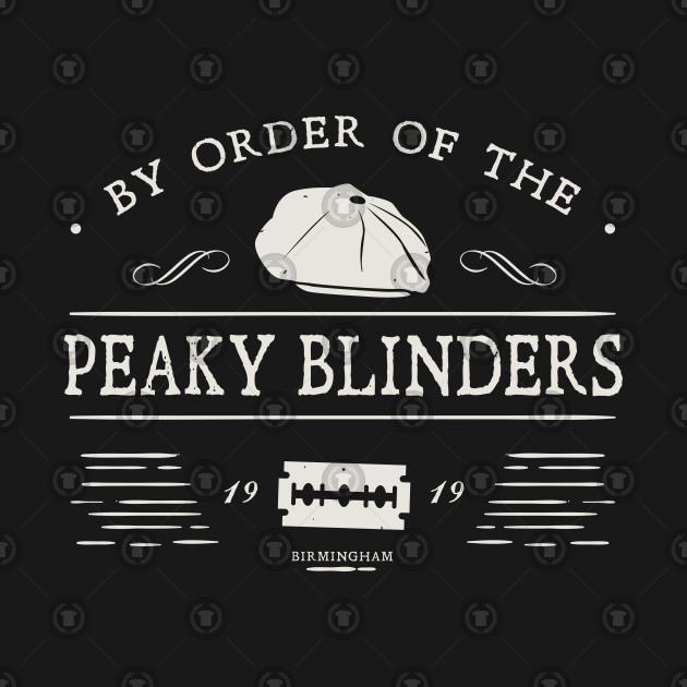 By Order Of The Peaky Blinders Peaky Blinders Mug