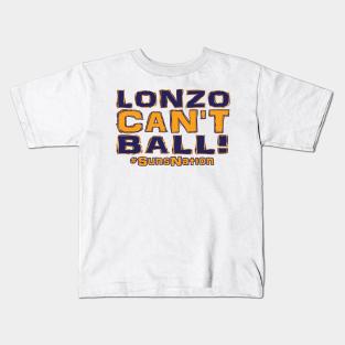 Lonzo Ball Showtime Los Angeles  Fan Basketball Gift T Shirt