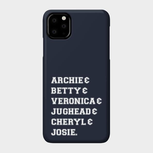 coque iphone 7 riverdale archie
