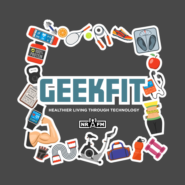 Geek Fit Podcast Tee