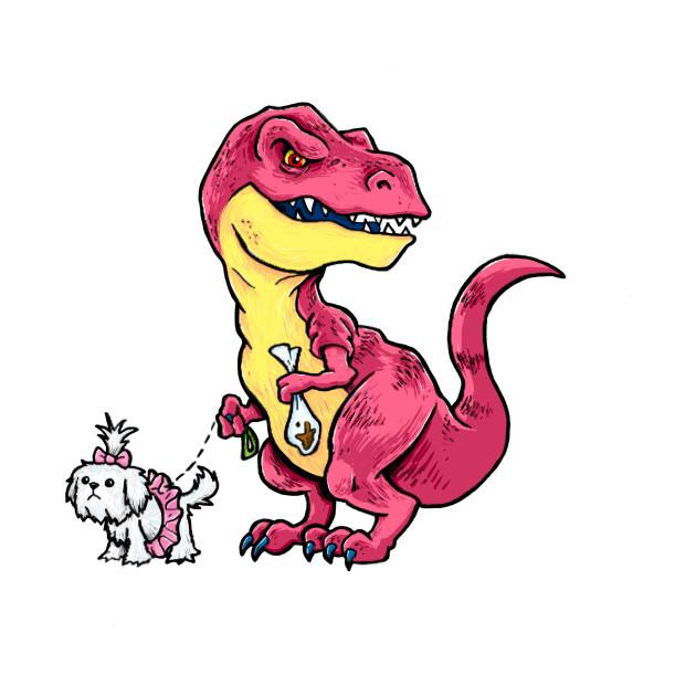 Jurassic Dog Park (Rex)