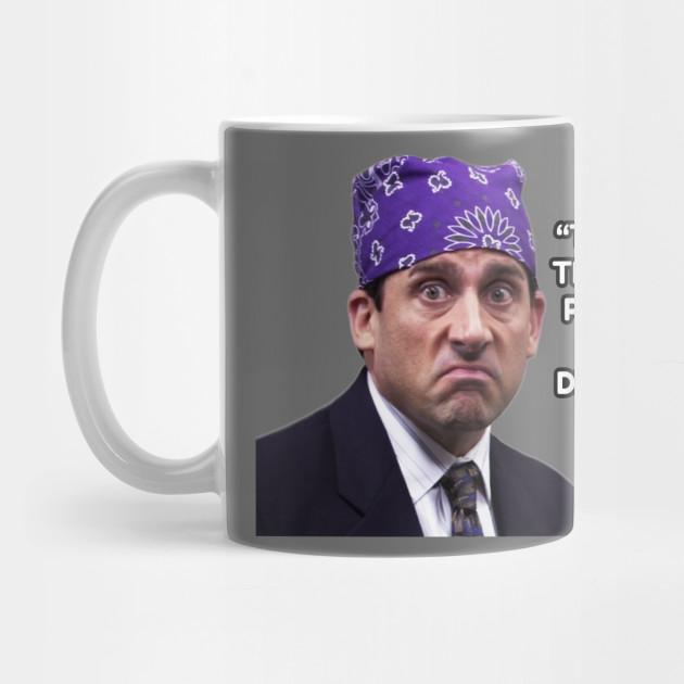 Prison Mike Dementors Dunder Mug Teepublic