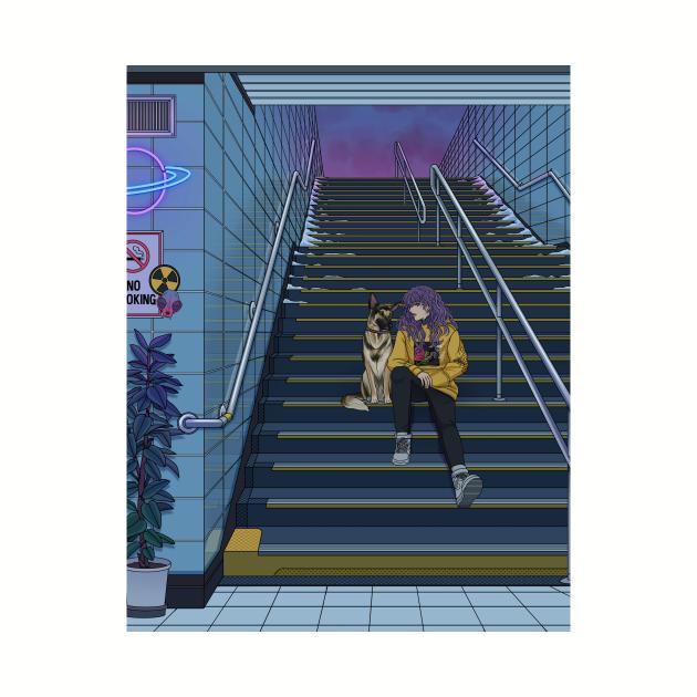 Neon Subway