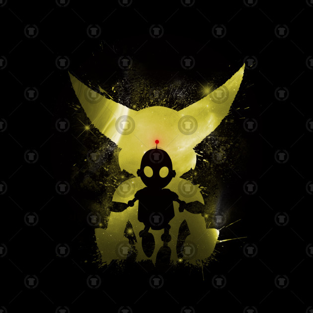 Ratchet & Clank Galaxy (Yellow ver.)