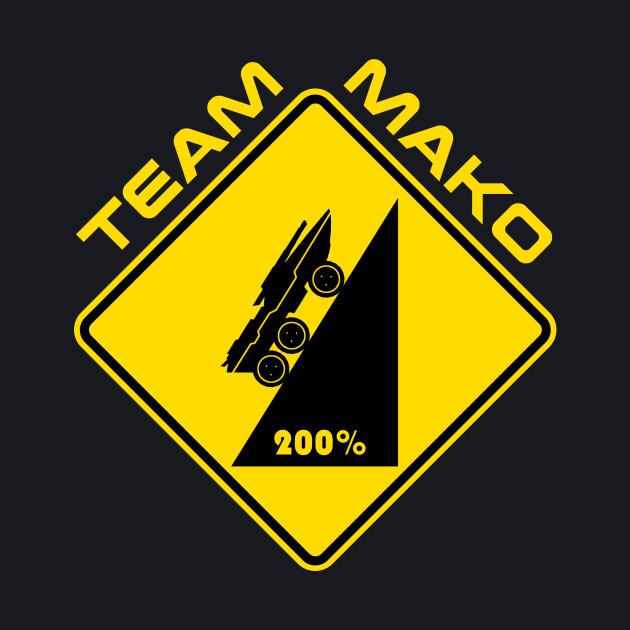 Mass effect Team Mako