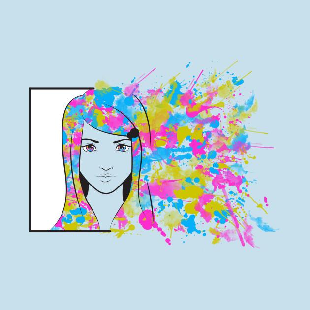 Ink Girl