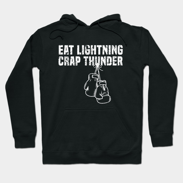 Rocky Mighty Mick/'s Eat Lightning Crap Thunder Adult T Shirt Classic Movie