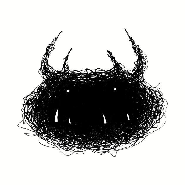 Scribble Monster
