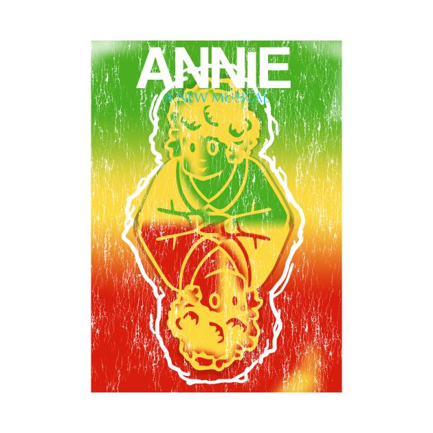 """ANNIE (a la """"HAIR"""")"""