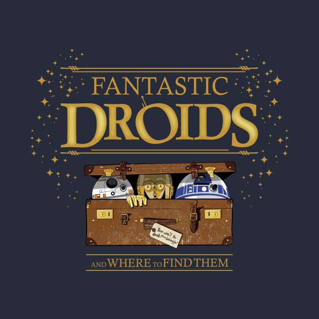 Fantastic Droids