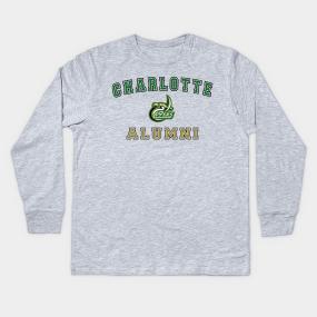 2ac67a28cd2 Unc Charlotte Merchandise Kids Long Sleeve T-Shirts