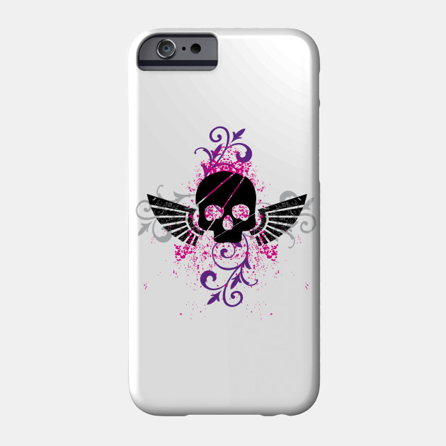 Skulls and Wings