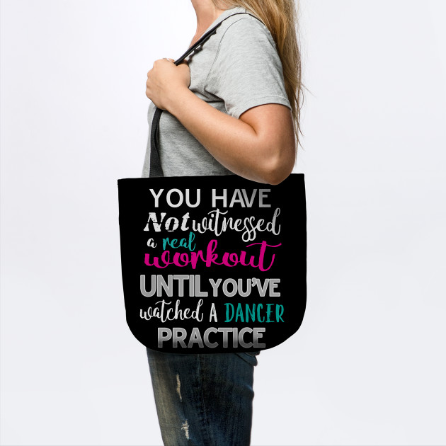 Funny Dance Lover Gift Design - They Work So Hard
