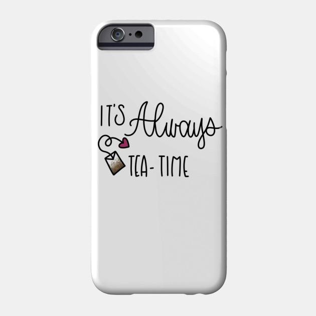Teatime iPhone 11 case