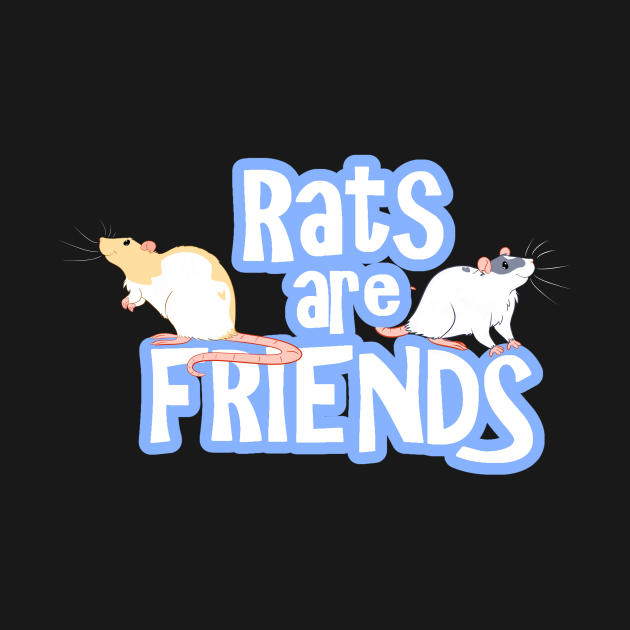Rats are Friends