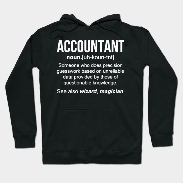 680943f0 Accountant T-shirt - Accountant - Hoodie | TeePublic