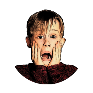 Home Alone t-shirts
