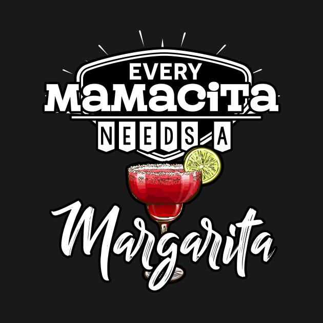 Download Mamacita Needs a Margarita Cinco De Mayo Party T-Shirt ...