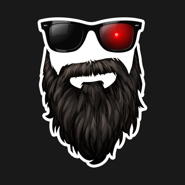 The Bearded Geeks Podcast Logo