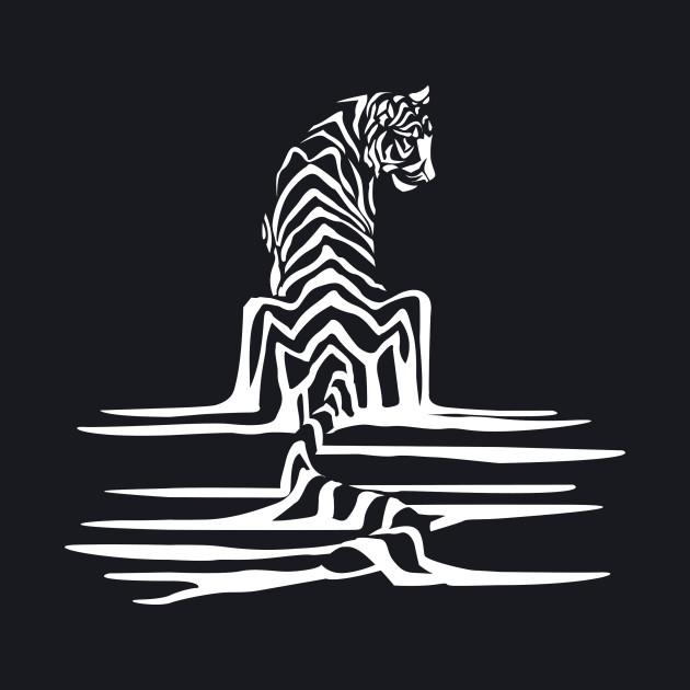 Melted Tiger