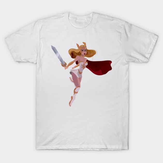 She Ra Princess Of Power Fanart Character Design She Ra