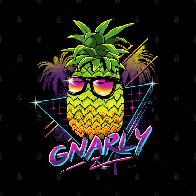 Rad Pineapple