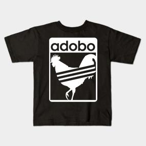 7ac6a06d Pinoy Shirt Chicken Adobo funny Filipino Shirt Kids T-Shirt