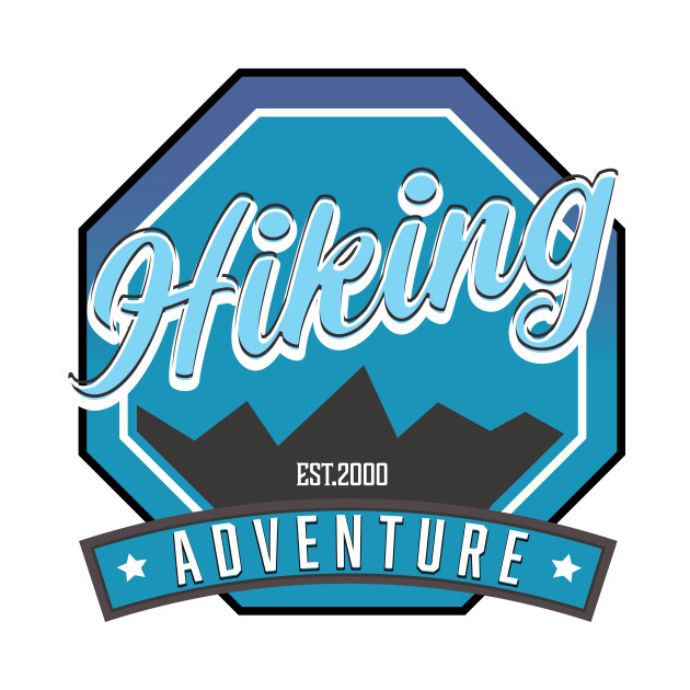 Hiking Adventure patch