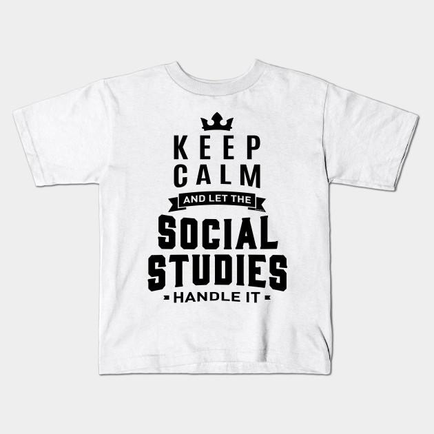 Social Studies Social Studies Kids T Shirt Teepublic
