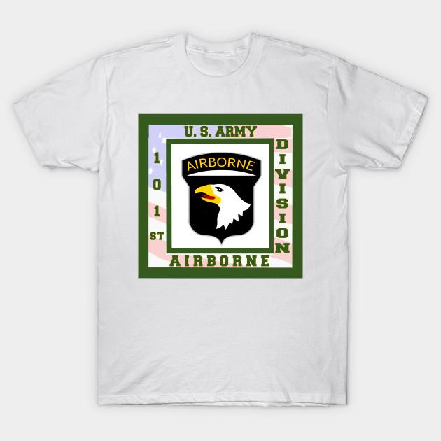 89d877c13734 101st Airborne Division Logo - 101st Airborne Division Patch - T ...