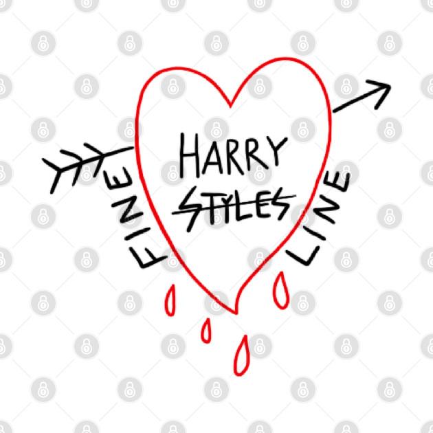 Harry Styles + Alessandro Michele - Fine Line Tee