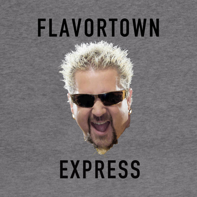 FlavorTown Express