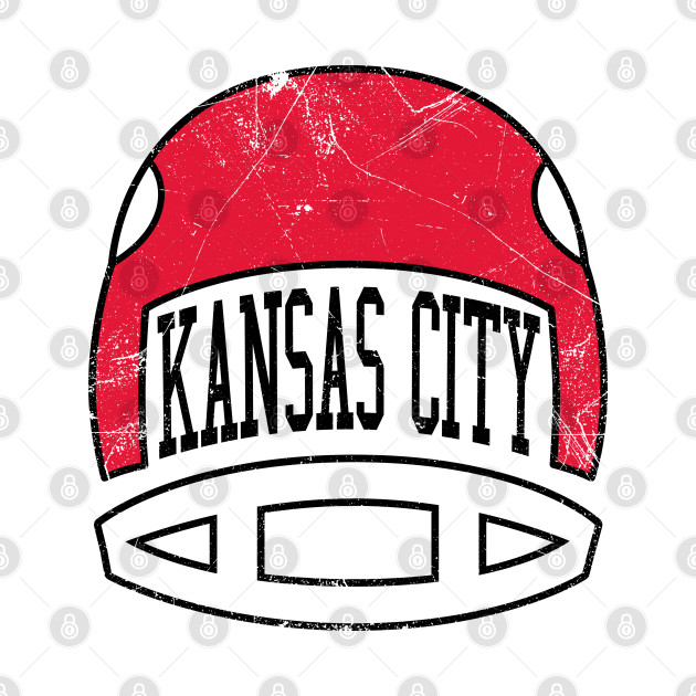 Kansas City Retro Helmet - White