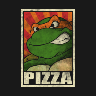 Pizza! t-shirts