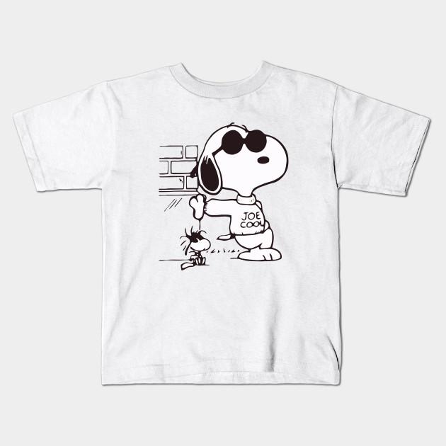 c3ed35fa798 Joe Cool - Snoopy - Kids T-Shirt