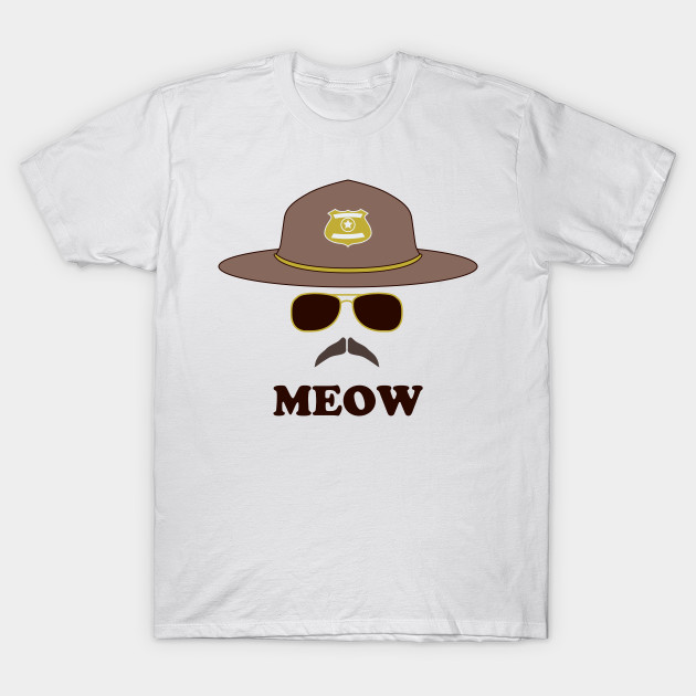 a5cb64633 Meow Trooper - Super Troopers - T-Shirt | TeePublic