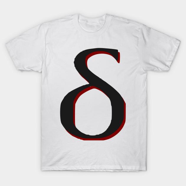 Limited Edition Exclusive Delta Symbol Delta Symbol T Shirt