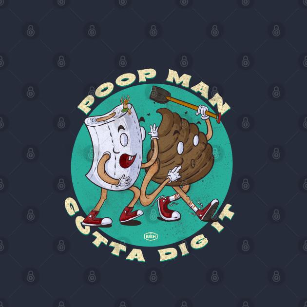 Poop Man