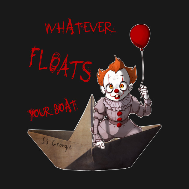 Pennywise Whatever Floats your boat