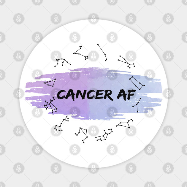 Cancer Af : Spiritual Birth signs