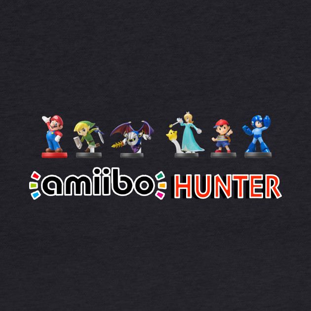 Amiibo Hunter 2.0