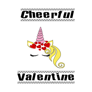 Unicorn Valentines Day Gift T Shirts Teepublic