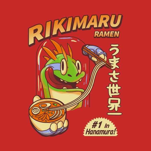 Rikimaru Ramen Hanamuras best