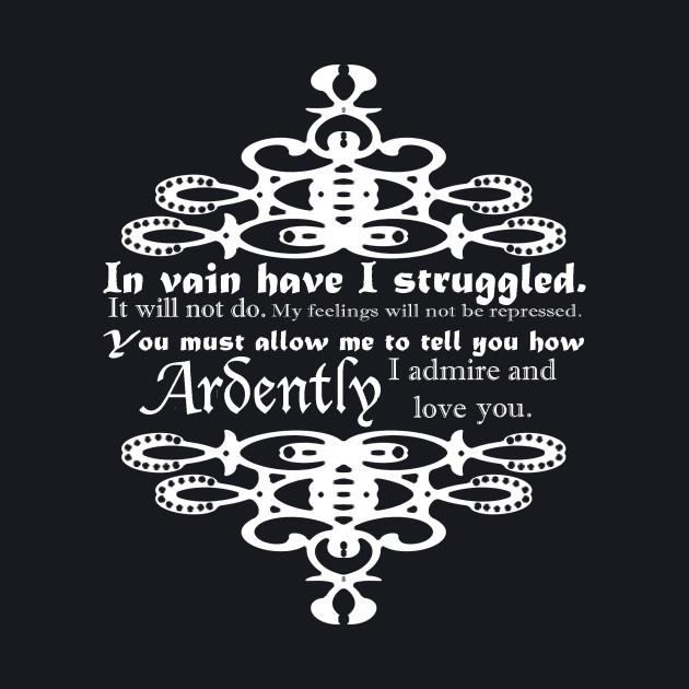 In Vain Have I Struggled