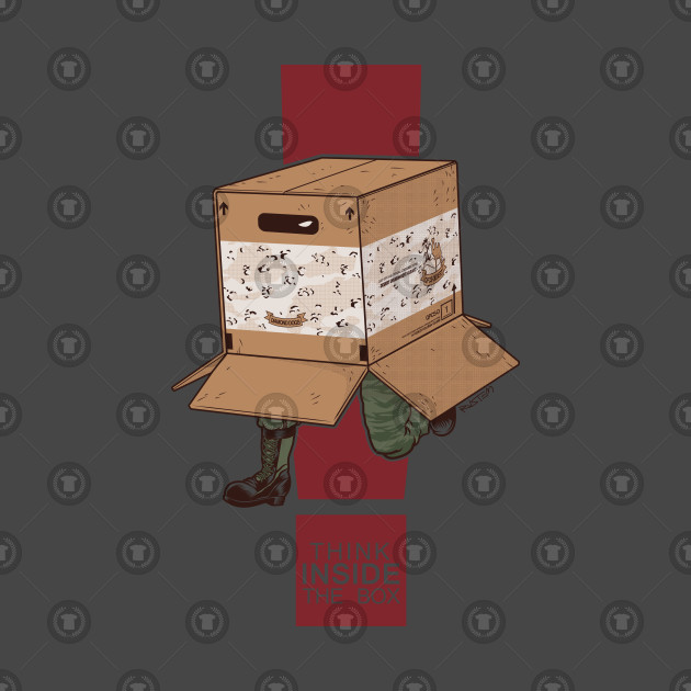 Think INSIDE the box.