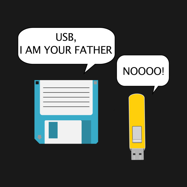 USB I Am Your Father