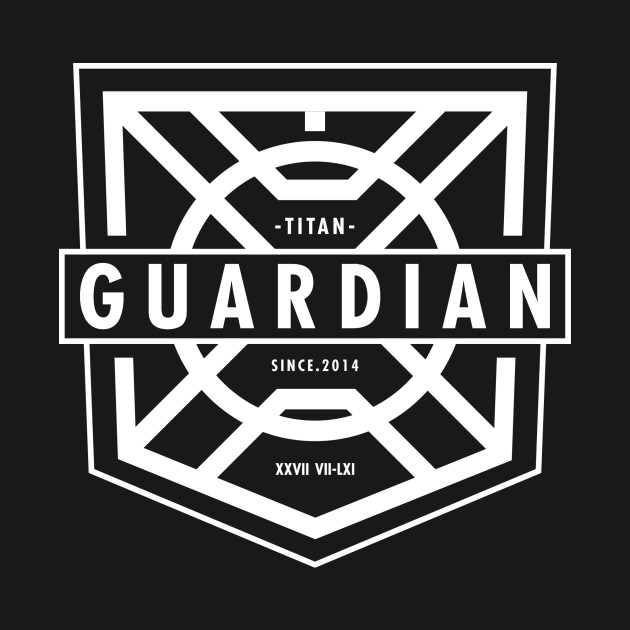 Guardian - Titan White