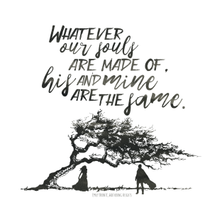 Wuthering Heights - Souls t-shirts